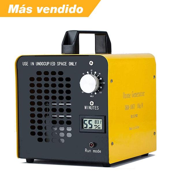 comprar generadores de ozono para tiendas de ropa