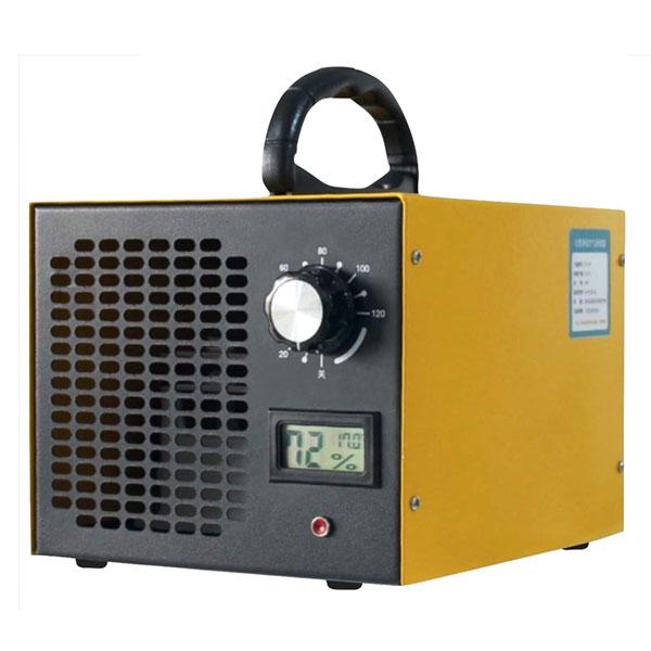 generador de ozono tienda ropa
