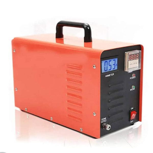 generador ozono tienda ropa